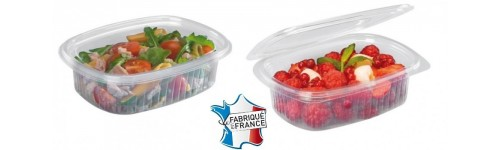 Barquettes Standipack charnière