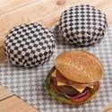 Feuilles ingraissable burger