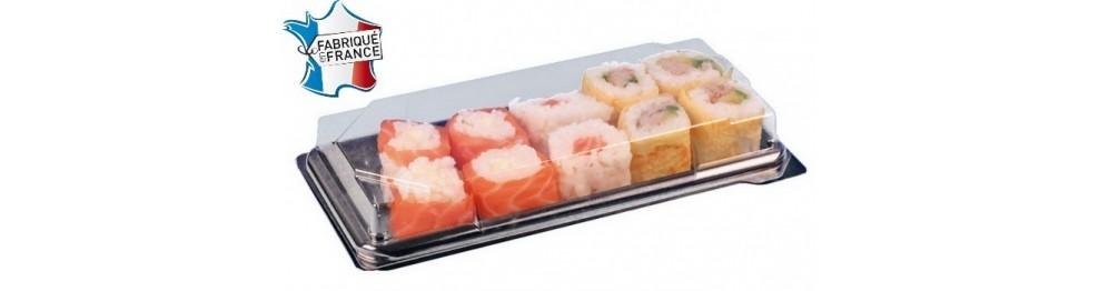 Barquettes Sushis