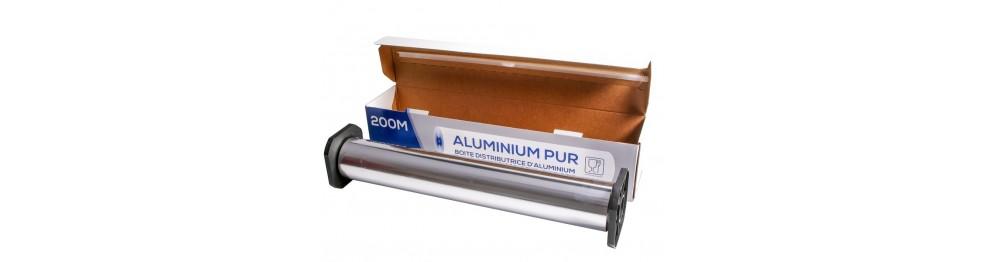 Aluminium alimentaire