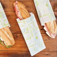 sachet sandwich papier
