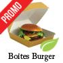boites emballage hamburger carton ecologique pas cher recyclable