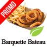 BARQUETTE BATEAU CARTON