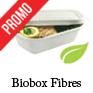 barquettes fibres alimentaires a couvercle biodegradable pas cher